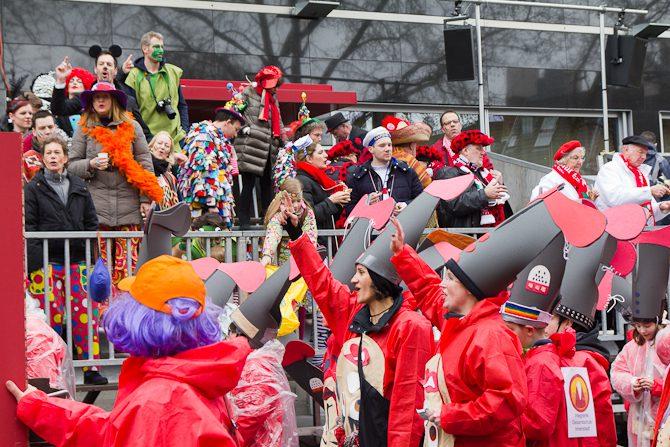 Karneval Flüchtlinge | Karneval | Karnevalguide Sprache und Sprachwandel