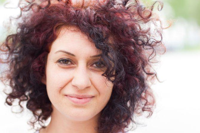 Portraitfoto Interviewgast Jackleen Rafo