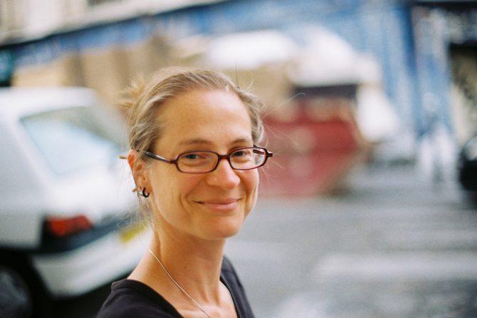 Portrait Eva Bodinet, zuhause in Frankreich und Deutschland