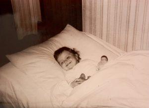 Interviewgast Heimat und Identität als Baby