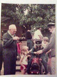 Großvater Heimatgefühle