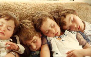 Identitiät als Kind mit Geschwistern