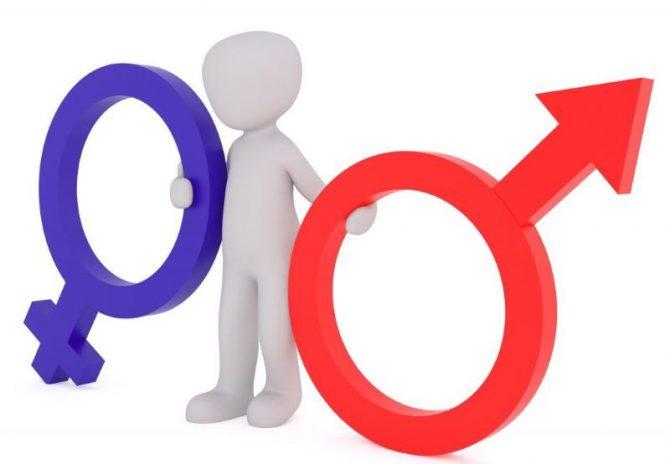 Gendergerechte Sprache Symbolbild