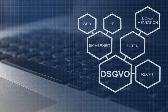 DSGVO Symbolbild