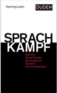 Sprachkampf Buchtitel